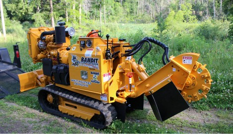 stump grinding front page